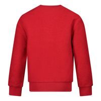 Picture of Dsquared2 DQ0164 baby sweater red