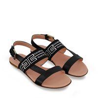 Picture of Elisabetta Franchi 68115 kids sandals black