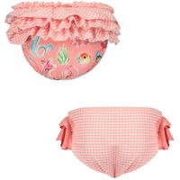 Picture of Mayoral 1660 baby swimwear coral