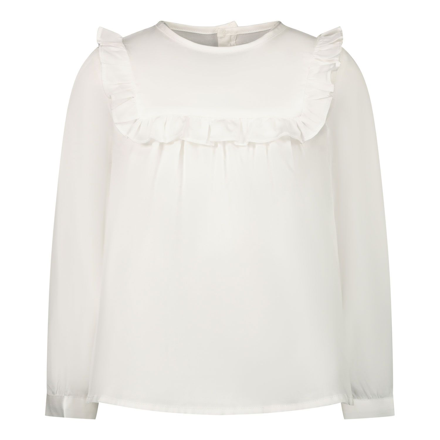 Picture of Mayoral 2136 baby blouse off white