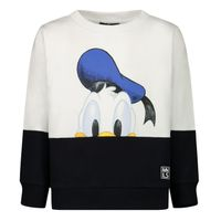 Picture of MonnaLisa 257614 kids sweater navy
