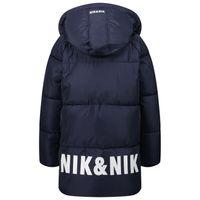 Picture of NIK&NIK G4932 kids jacket navy