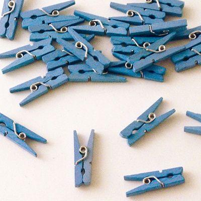 Knijpers Blauw/24