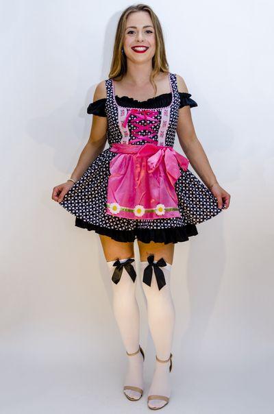 Oktoberfest jurkje Rosanna