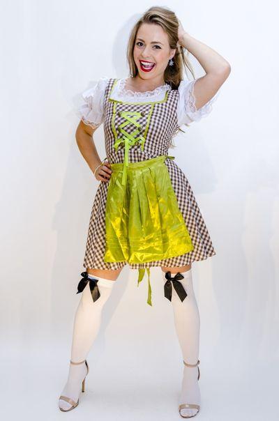 Oktoberfest jurkje Wendy