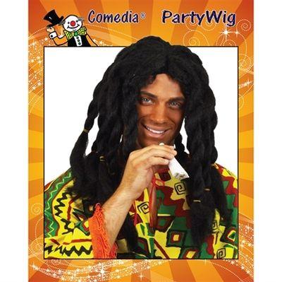 Bob Marley pruik