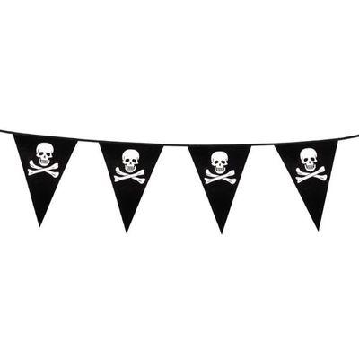 Piraat vlaggenlijn