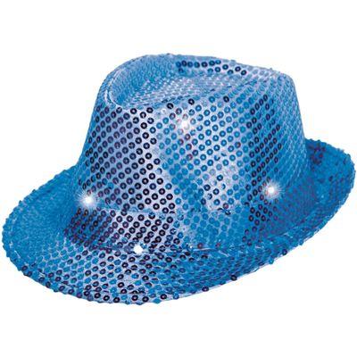 Hoed Blauw led