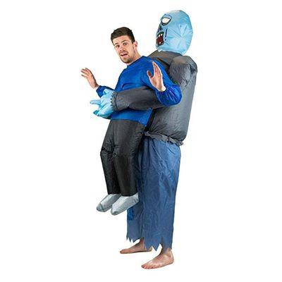 Foto van Zombie carry me kostuum