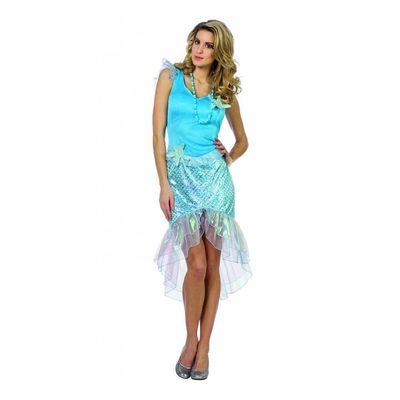 Zeemeermin jurkje - luxe