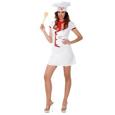 Kokkin kostuum