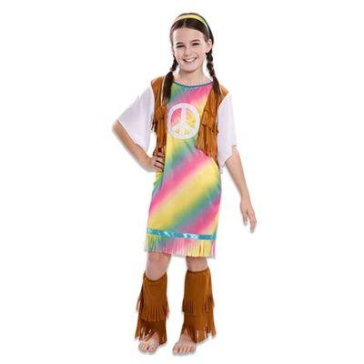 Foto van Hippie jurkje kind
