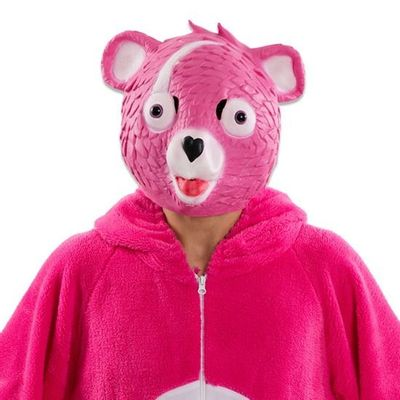 Foto van Fortnite masker - Cuddle team leader