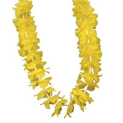 Hawaiikrans Ohana geel