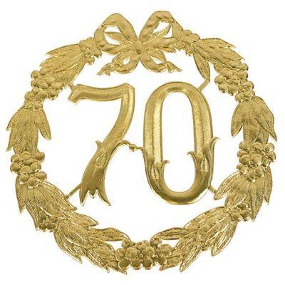 Jubileumcijfer 70