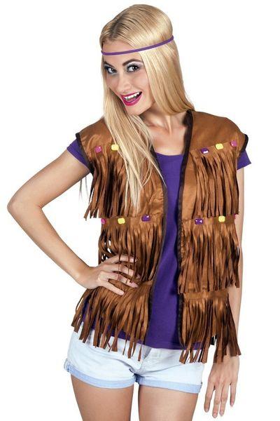 Hippie vest dames