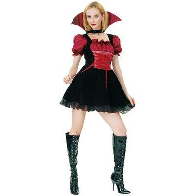 Foto van Vampier kostuum - Sexy