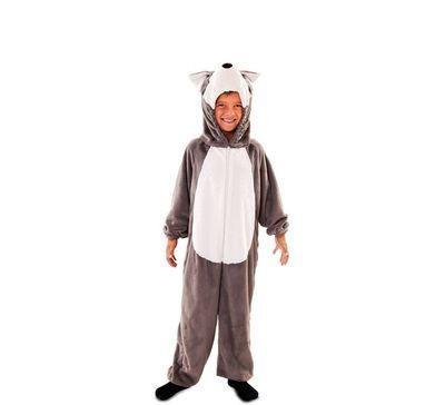 Husky onesie kind