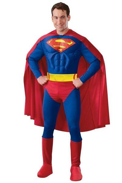 Superman kostuum - Luxe Licentie pak