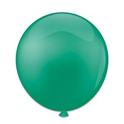 Ballonnen jadegroen (61cm)