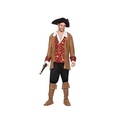 Piraten kostuum - Man