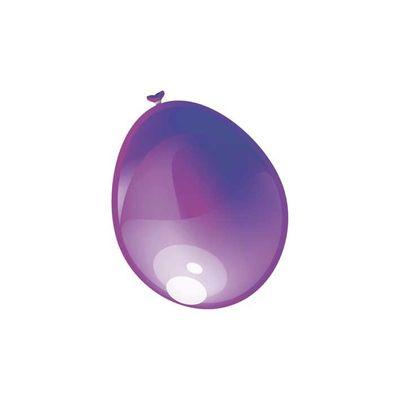 Ballonnen Metallic Paars 50st