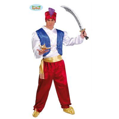 Foto van Aladdin kostuum