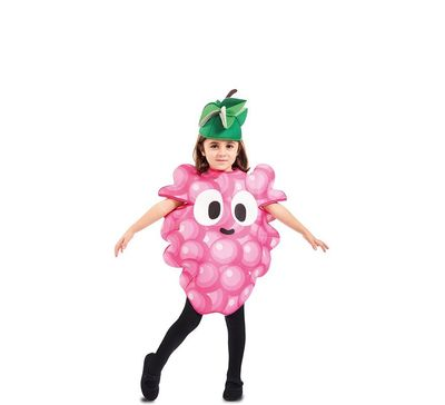 Druiven kostuum peuter