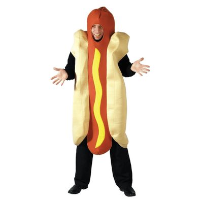 Foto van Hotdog kostuum