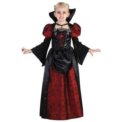 Foto van Vampier Kostuum - meisje