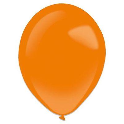 Ballonnen tangerine (35cm) 50st