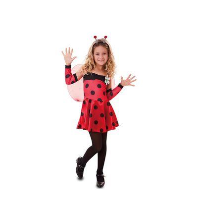 Foto van Lieveheersbeestje kostuum kind