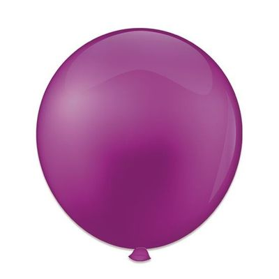 Foto van Ballonnen violet (61cm)