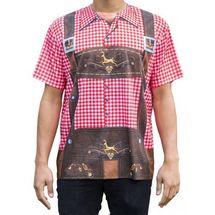 Tiroler lederhosen shirt
