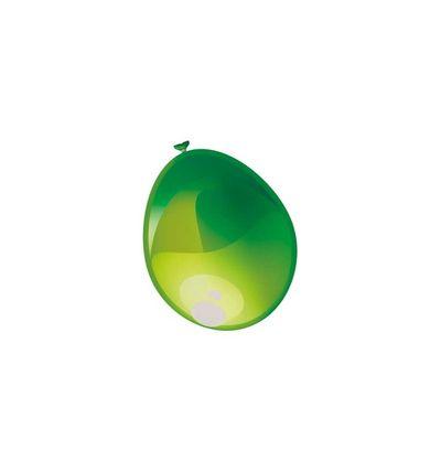 Ballonnen Metallic Donker Groen 50st
