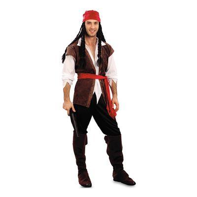 Foto van Jack sparrow kostuum