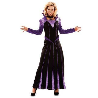 Foto van Vampieren jurk - paars