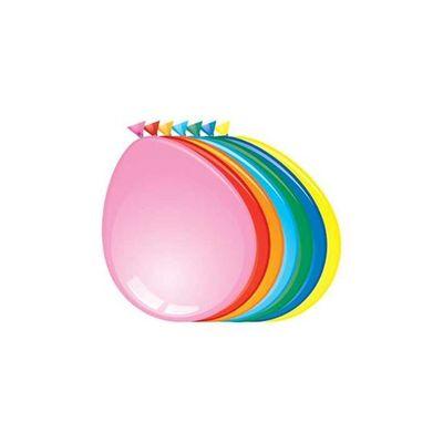 Ballonnen assorti (20cm) 100st