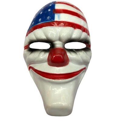 Payday masker hard plastic