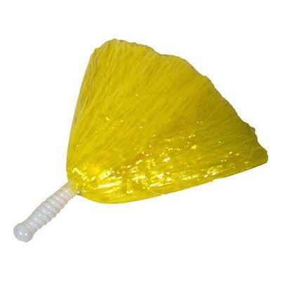 Cheerleader pompon geel