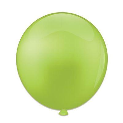 Ballonnen limoengroen (61cm)