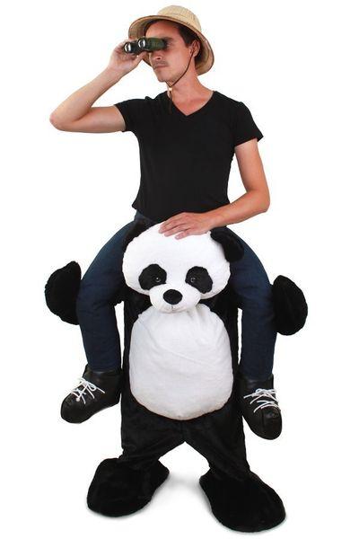 Carry me kostuum Panda luxe