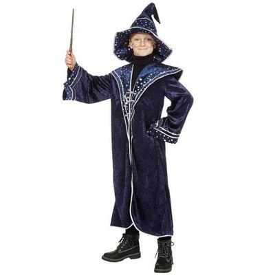 Foto van Tovenaars kostuum kind