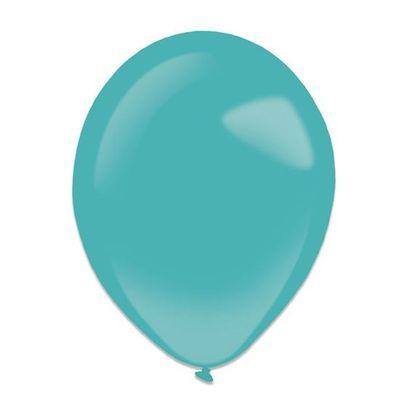 Ballonnen robin egg blue (13cm) 100st