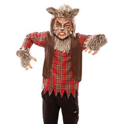 Boze wolf kostuum kind