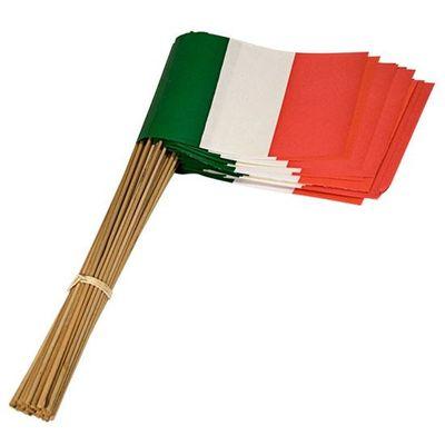 Foto van Zwaaivlaggetjes Italië