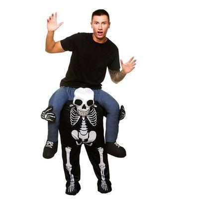 Carry me skeletten kostuum