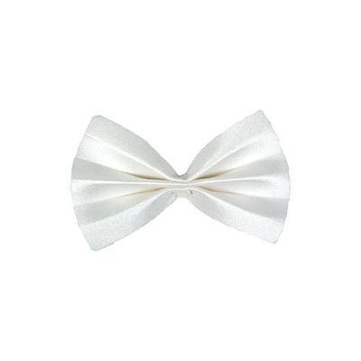 Vlinderdas wit eco
