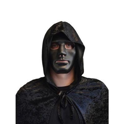 Zwart masker hard plastic