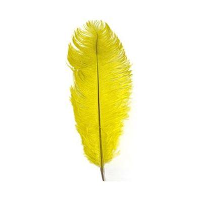 Struisveer 34-38 cm geel
